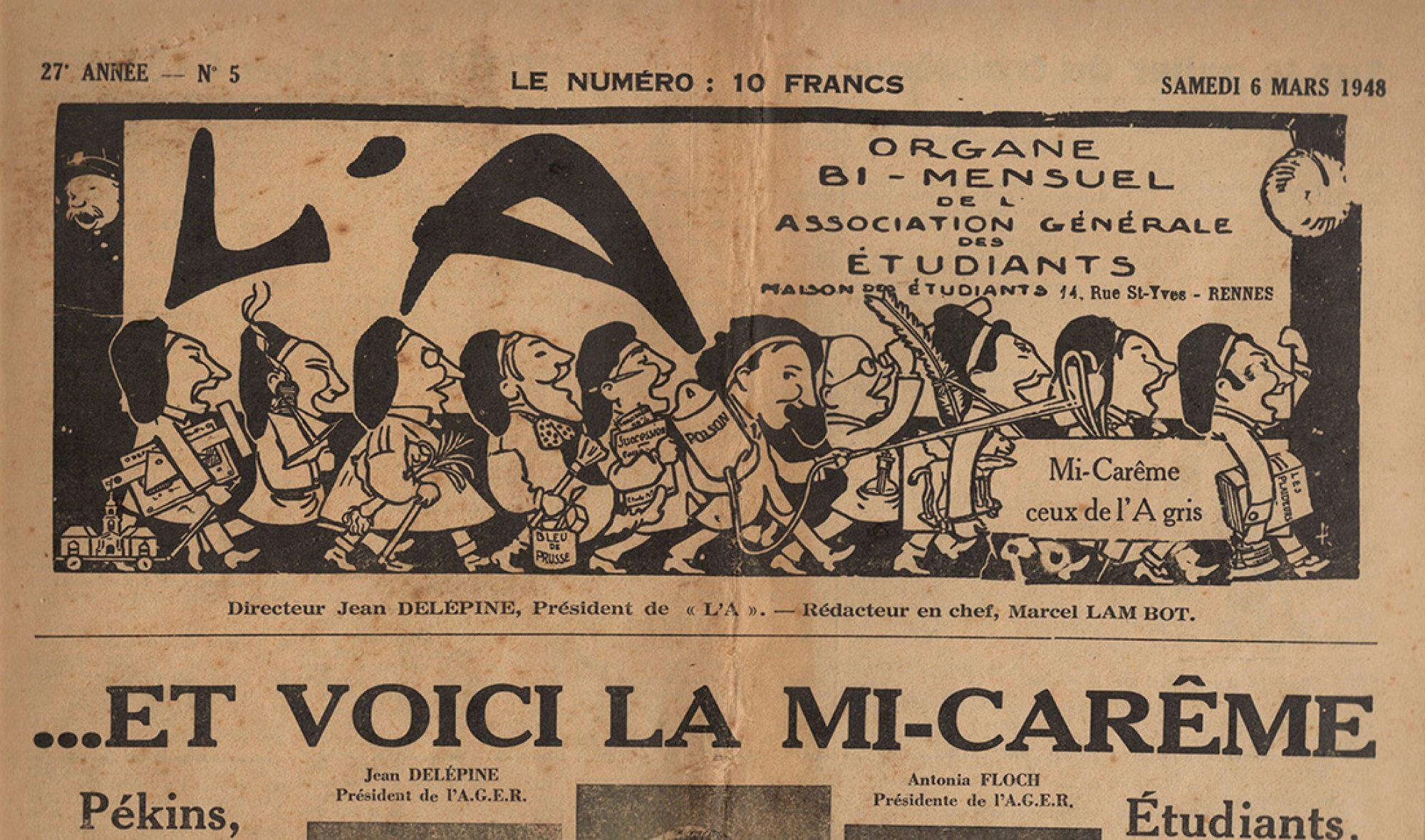 Faluche.info